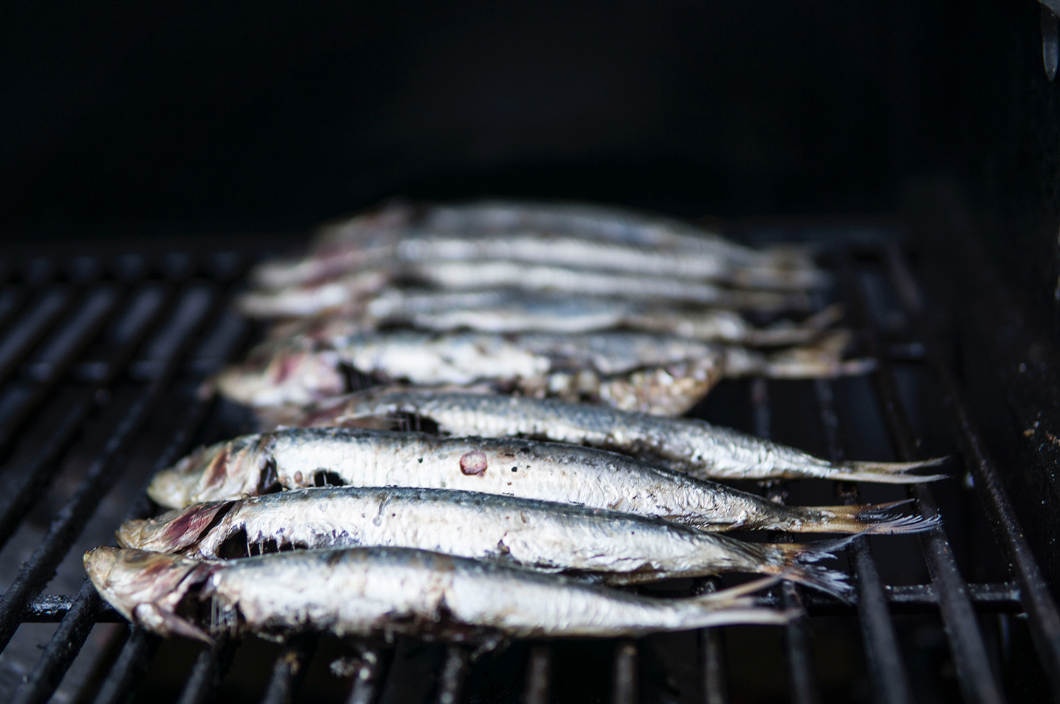 Sardines are rich in omega-3 fats, which are anti-inflammatory and inhibit the growth of cancer.