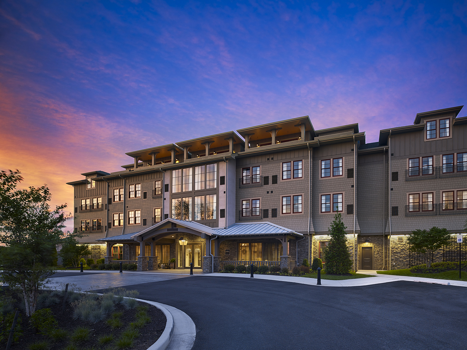 The Inn is the newest property of the Chesapeake Bay Beach Club and opened in 2015.