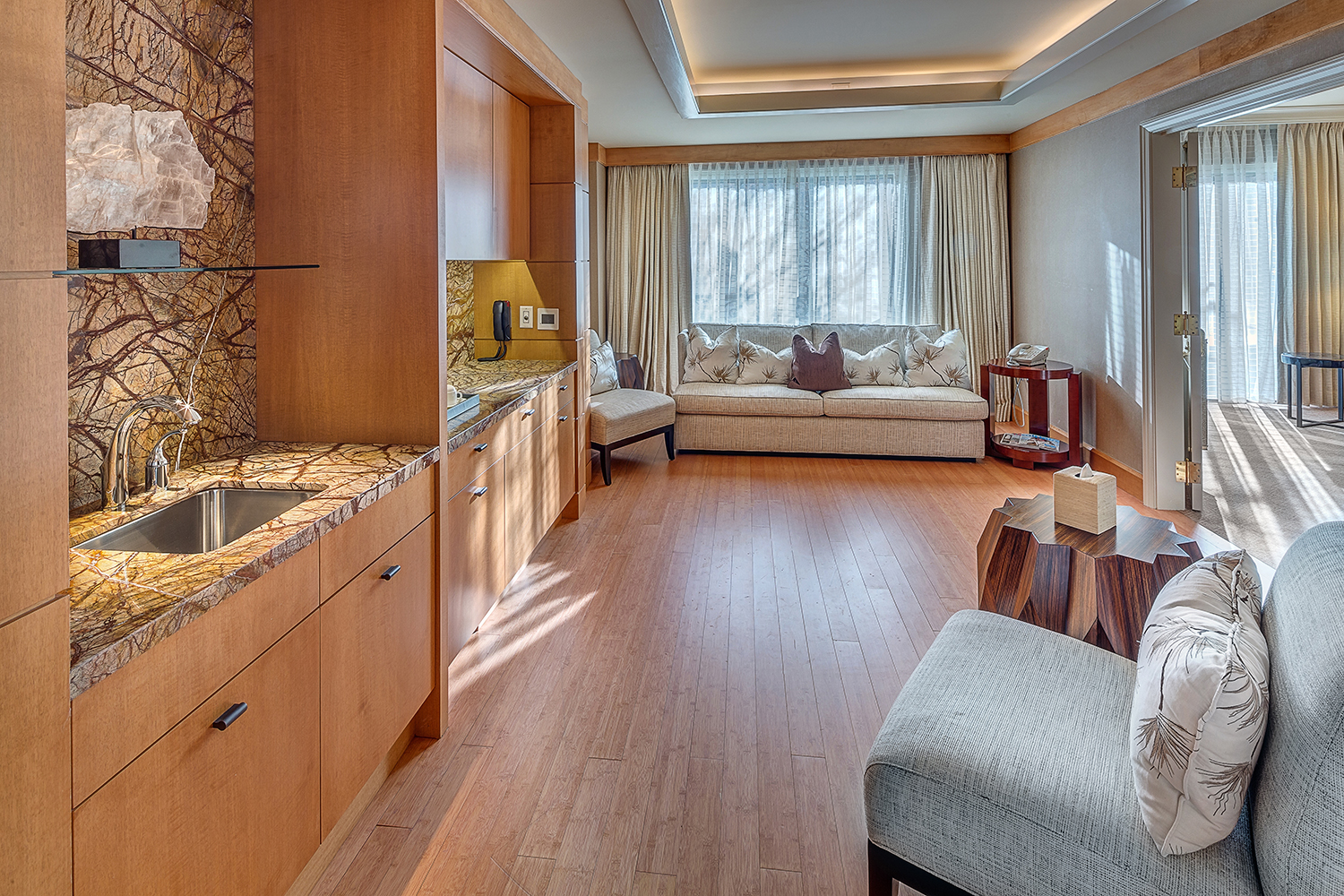 The Grand Spa Suite.