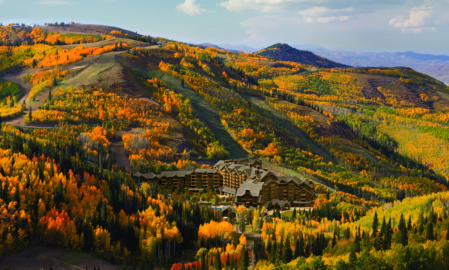 Montage Deer Valley is a luxurious mountain retreat located in Park City, Utah.