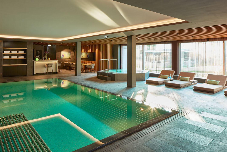 The Spa at Hard Rock Hotel Davos.
