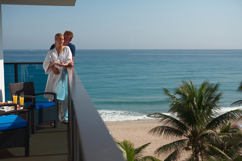 Tideline Resort & Spa. [Image courtesy of Tideline Ocean Resort & Spa.]