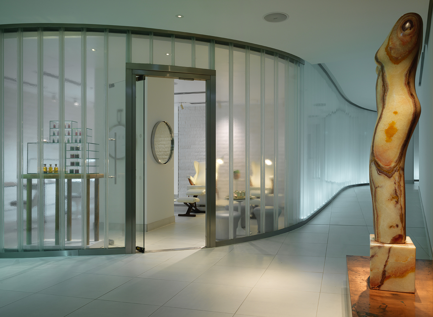 agua SPA at Sea Containers London.