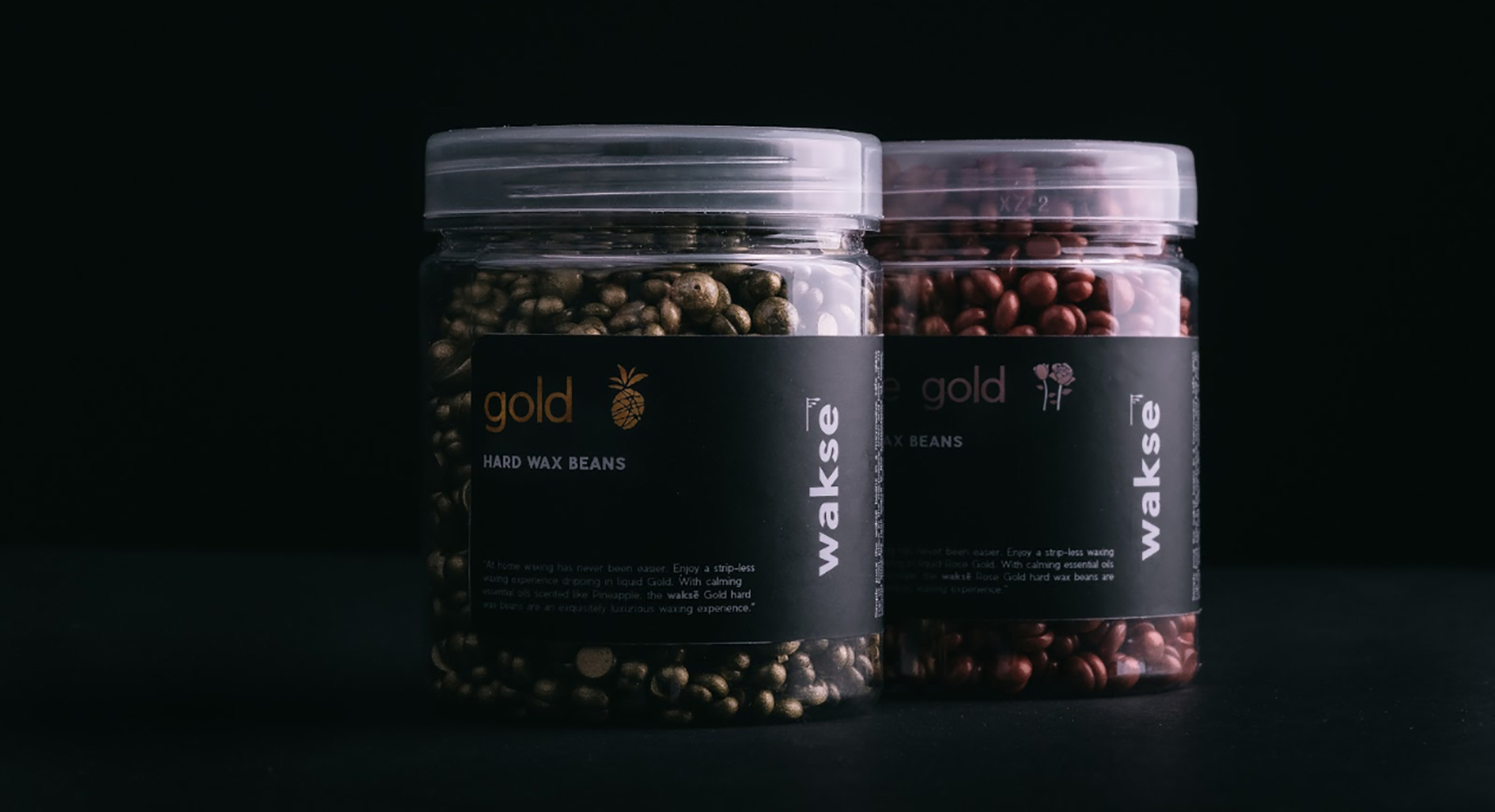 wakse features 100% vegan and cruelty-free wax beans in a variety of pleasurable fragrances.