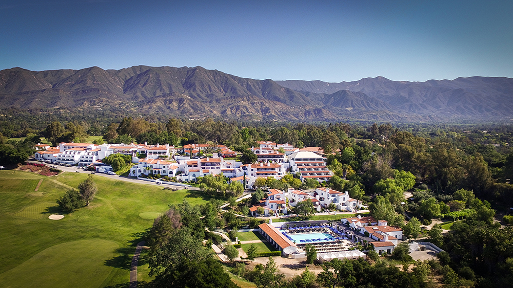 The Ojai Valley Inn.