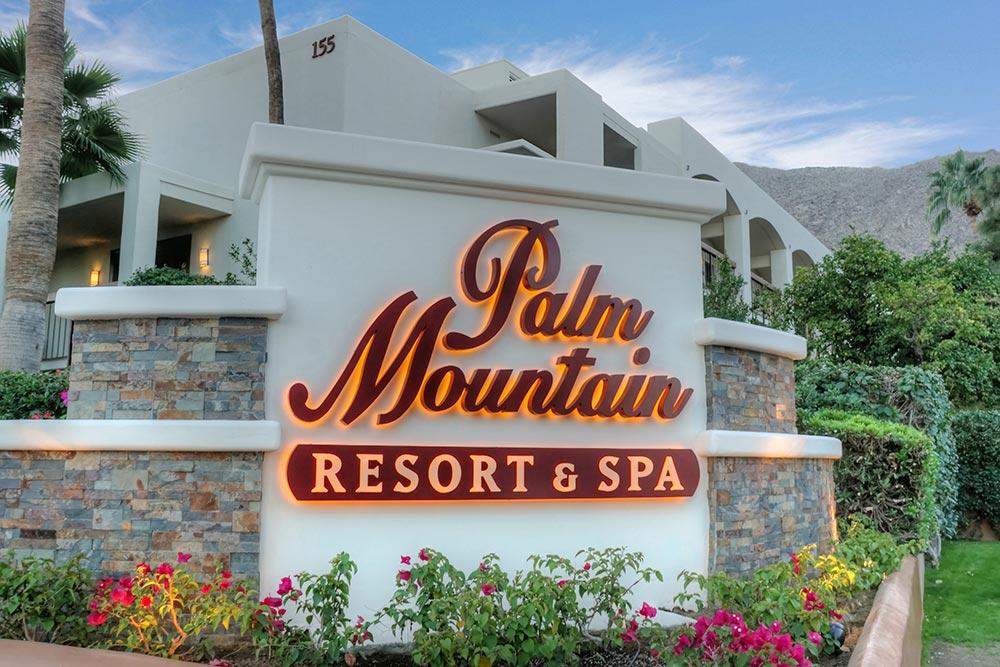 Palm Mountain Resort & Spa.