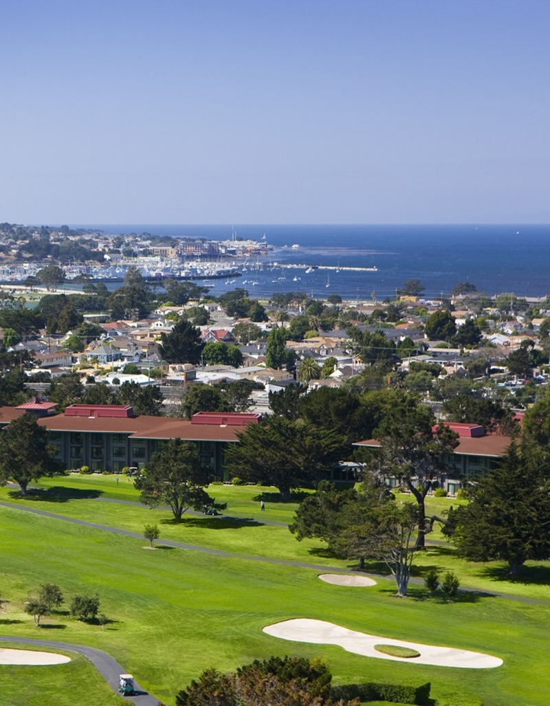 Hyatt Regency Monterey Hotel and Spa is offering several promotions in honor of Earth Day.