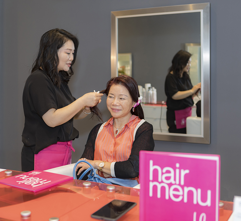 Helen doing hair.jpg