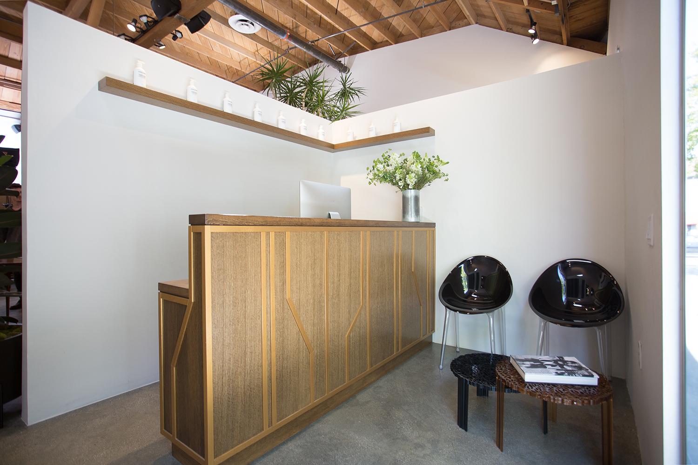 Loft 647 is an eco-conscious hair salon in West Hollywood, California.