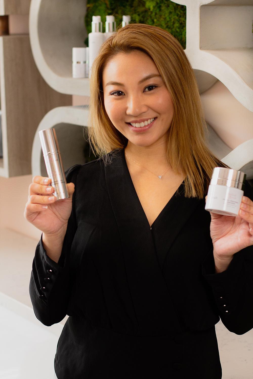 Beauty Cult founder, Dr. Clara Yu.