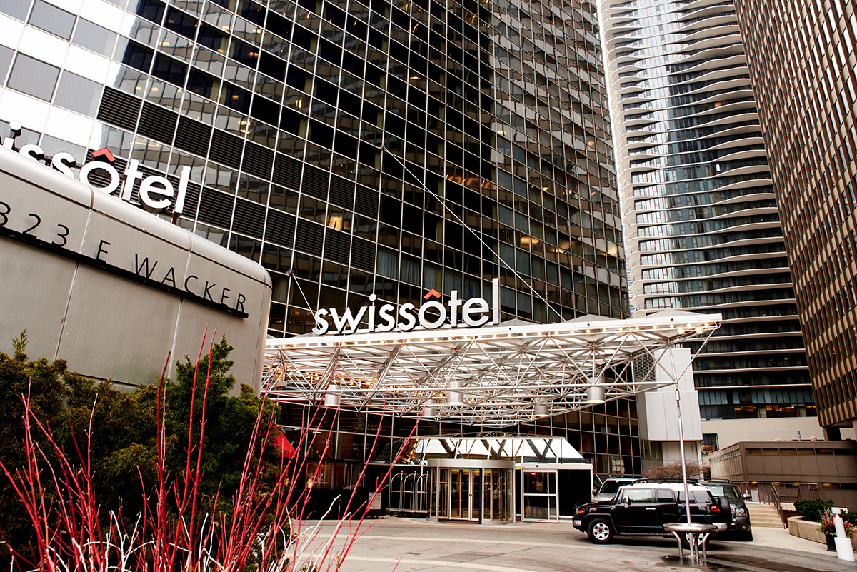 Swissôtel Chicago boasts the first Vitality Suite in the world.
