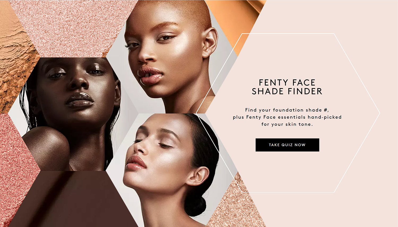 Foundation Finder Makeup Quiz