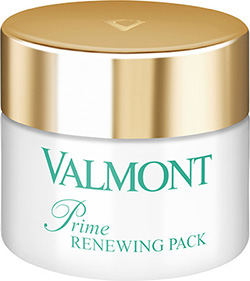 Prime Renewing Pack is a rich mask that gives skin the same results as a great night of sleep.