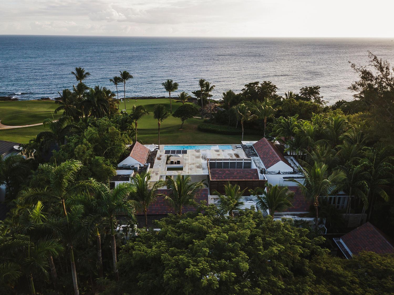 Spread over 7,000 acres, Villa de Campo offers a selection of luxury villas in the Dominican Republic.