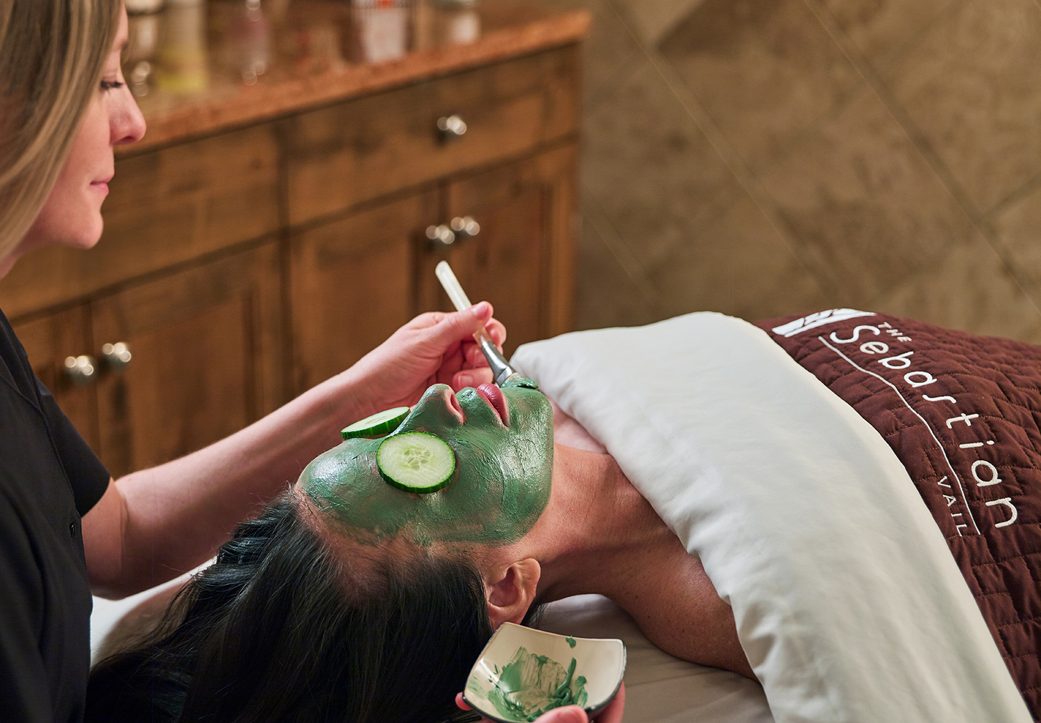 Bloom Spa offers a variety of relaxing and soothing treatments, including facials.