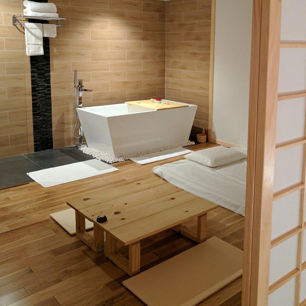 A bath at Hideko Spa.