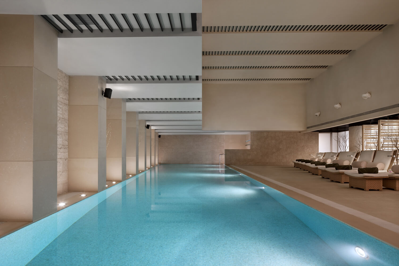 The Langham Shanghai, Xintiandi swimming pool resized.jpg