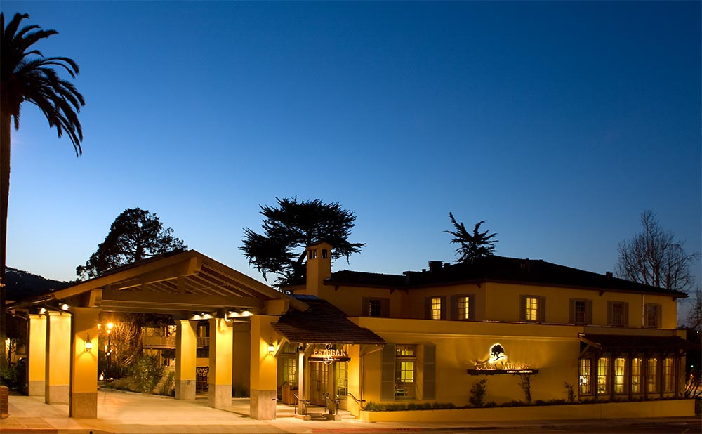 Casa Munras Garden Hotel and Spa in Monterey, California.