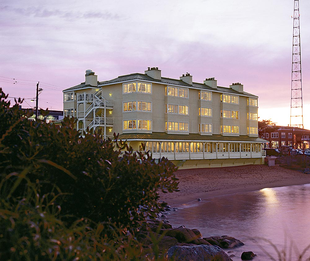Spindrift Inn in Monterey, California.