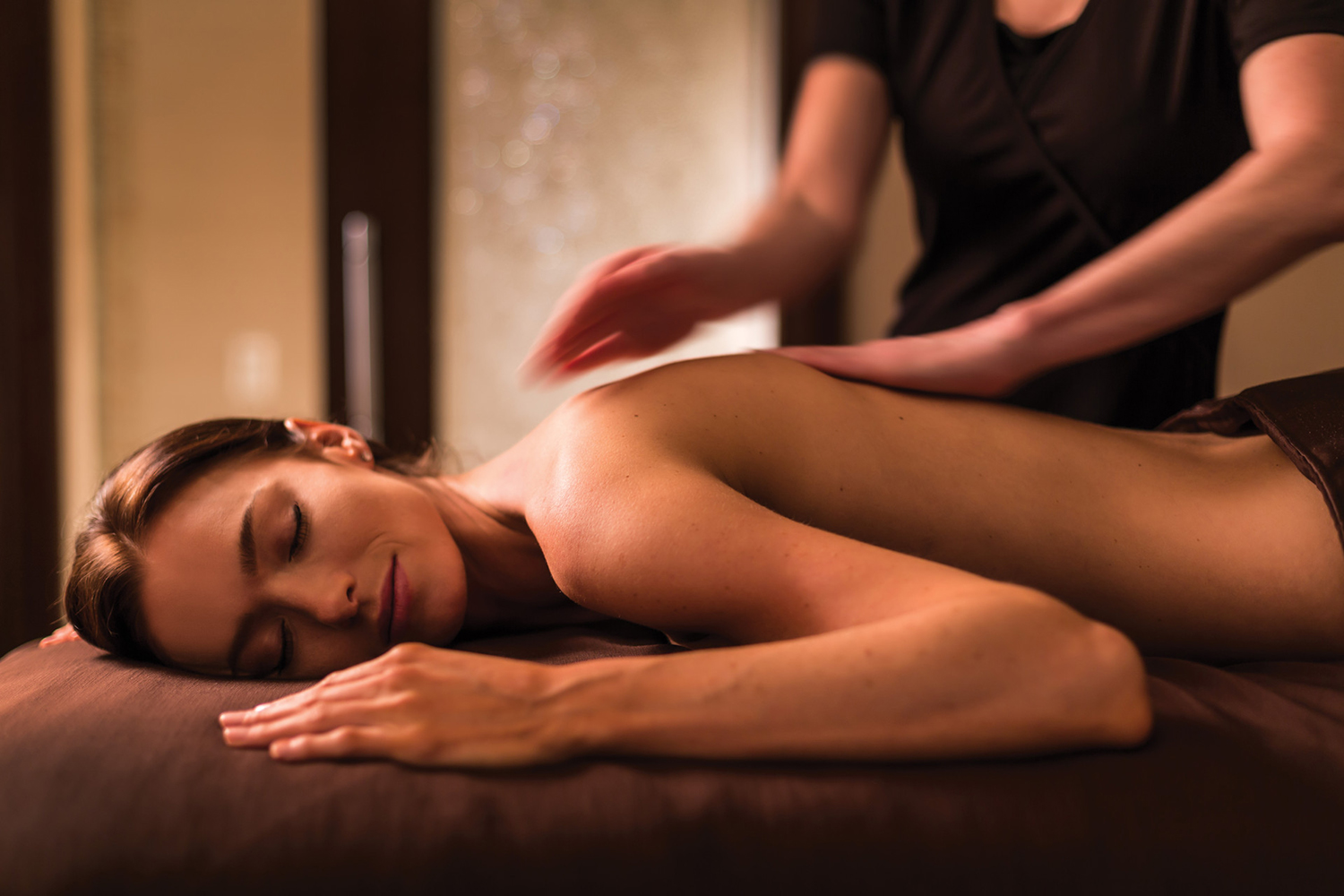 The spa at Beverly Wilshire, A Four Seasons Hotel offers an extensive menu of advanced wellness therapies.