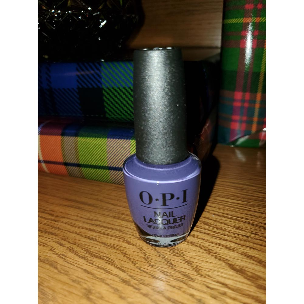 Nice Set of Pipes from the fall/winter OPI Scotland Collection