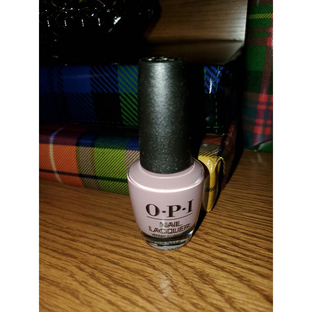 You've Got that Glas-glow from the fall/winter OPI Scotland Collection