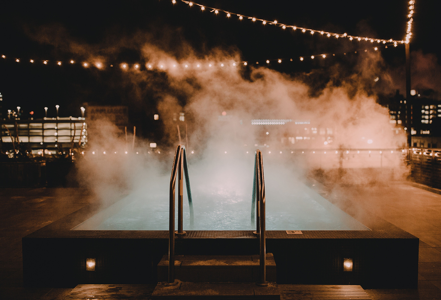 Hewing Hotel has partnered with Stokeyard Outfitters to offer a special celebratory steam every month.