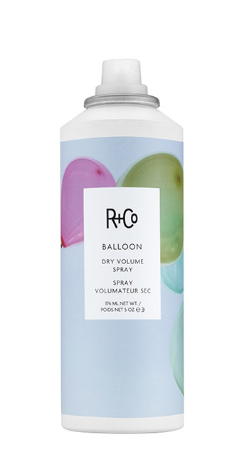 R+Co BALLOON Dry Volume Spray ($32).