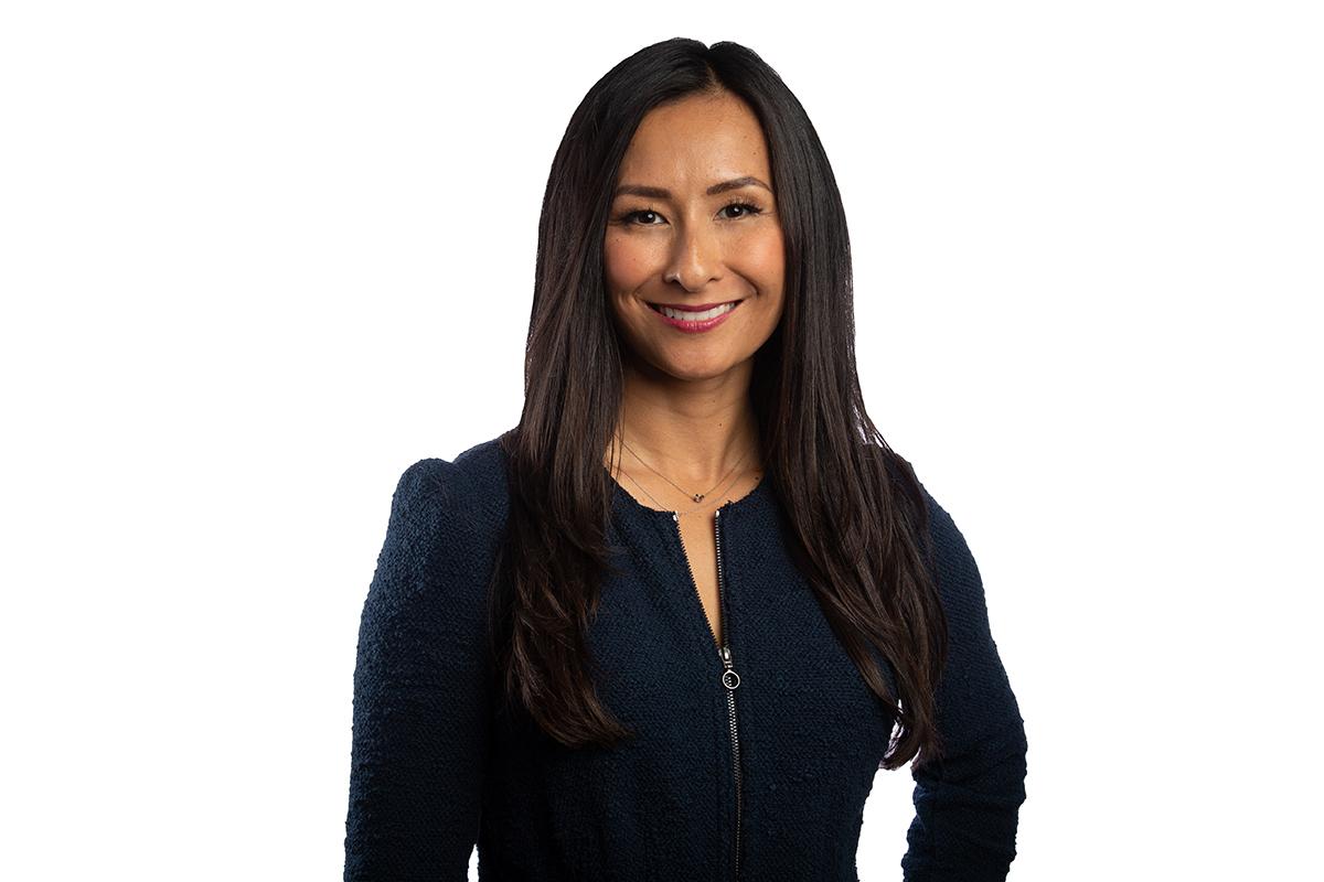 Dr. Jenelle Kim.
