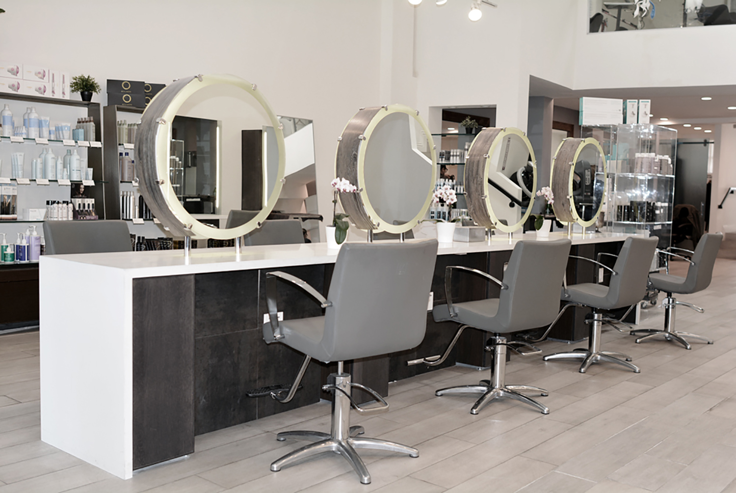 Nelson j Salon has expanded to a stunning 2,800 square-foot space in Beverly Hills.
