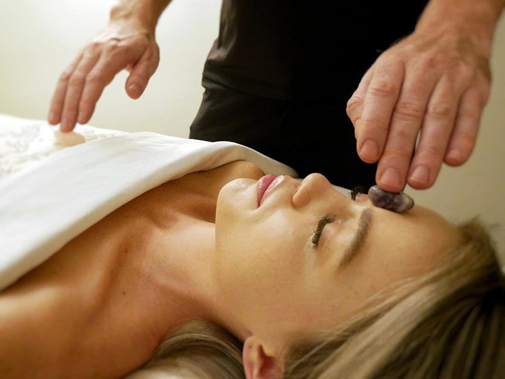 Sleep Tonic Massage at Sagestone Spa.