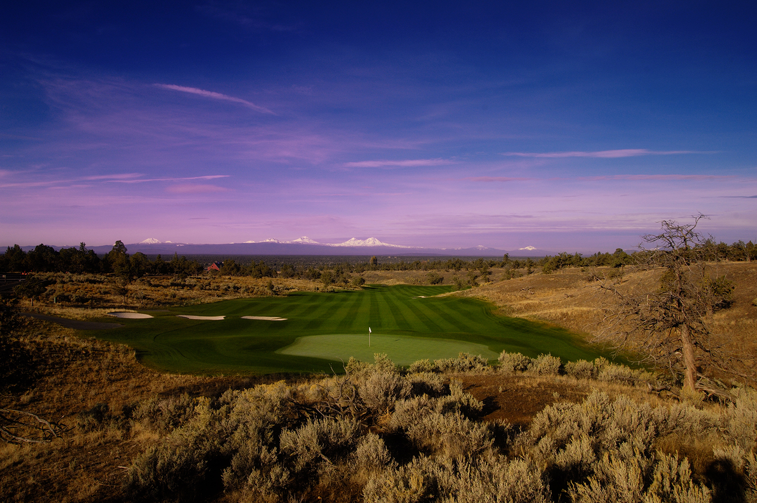 Brasada Canyons Golf Course is known for the best 18 views in Central Oregon and is heralded for its privacy.