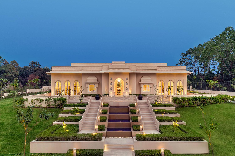 The Oberoi Sukhvilas Spa Resort, New Chandigarh.