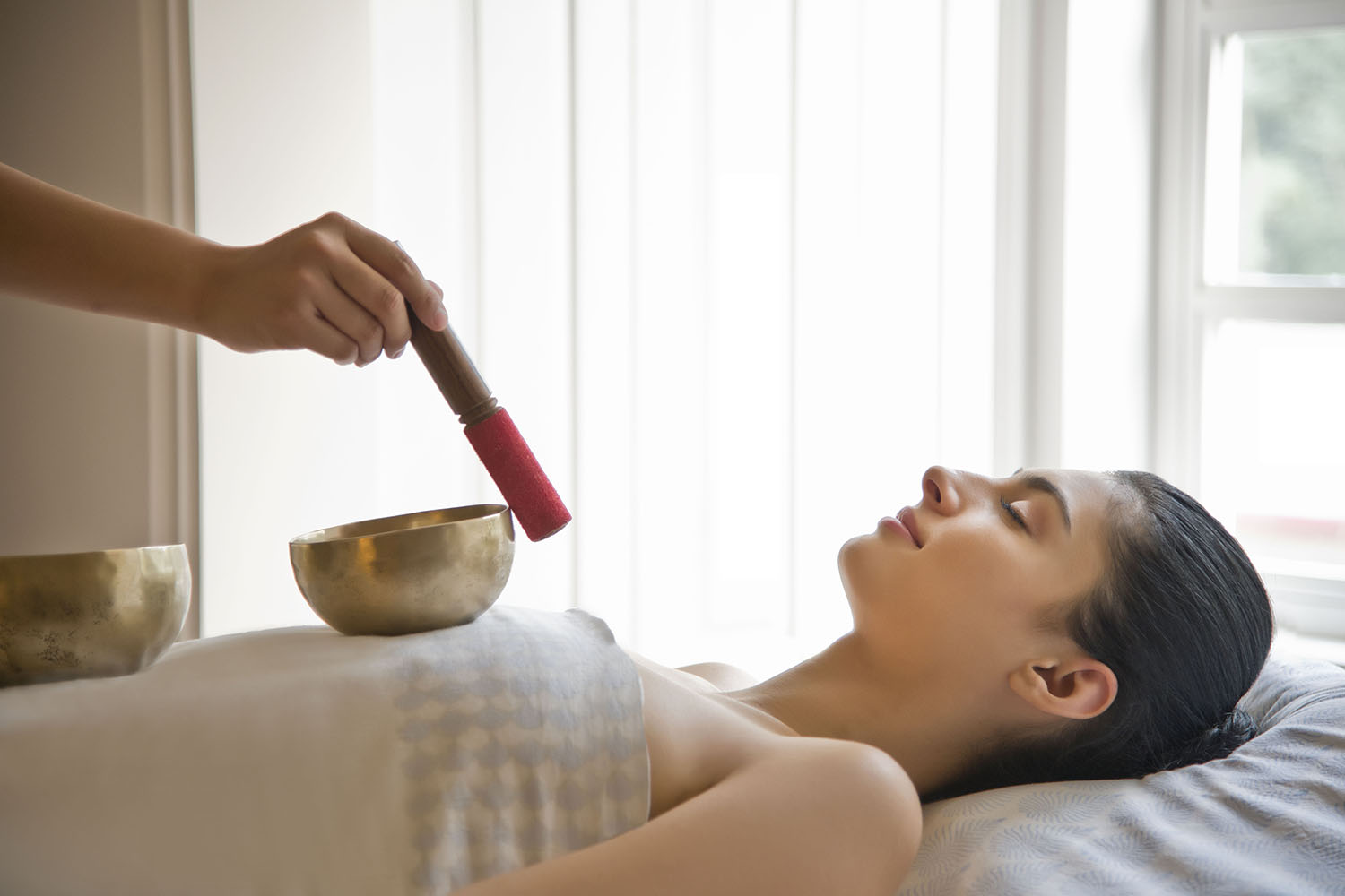 Oberoi Spa offers a variety of Ayurveda, Eastern and Western therapies.