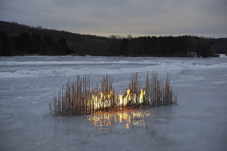 Stainless Steel Sea Grass on Ice.jpg
