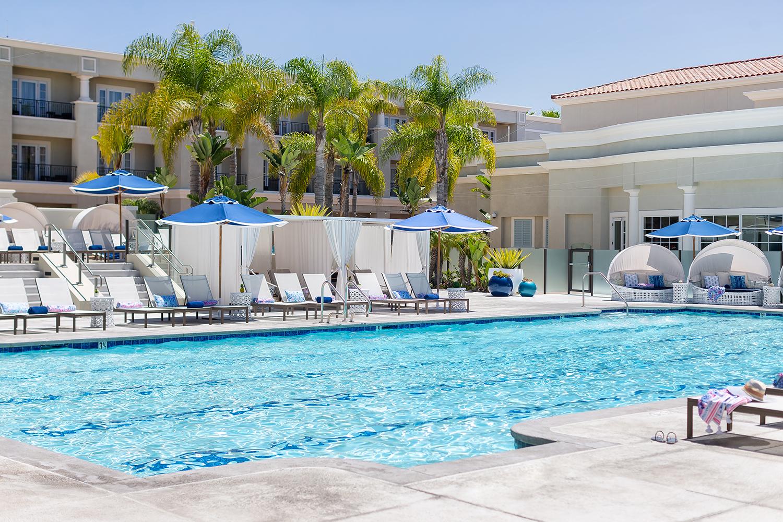 Balboa Bay Resort is a premier waterfront resort in Newport Beach, California.