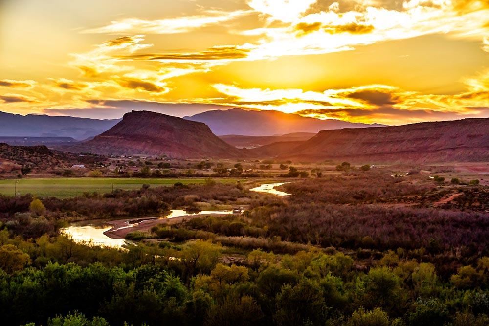 St. George, Utah.