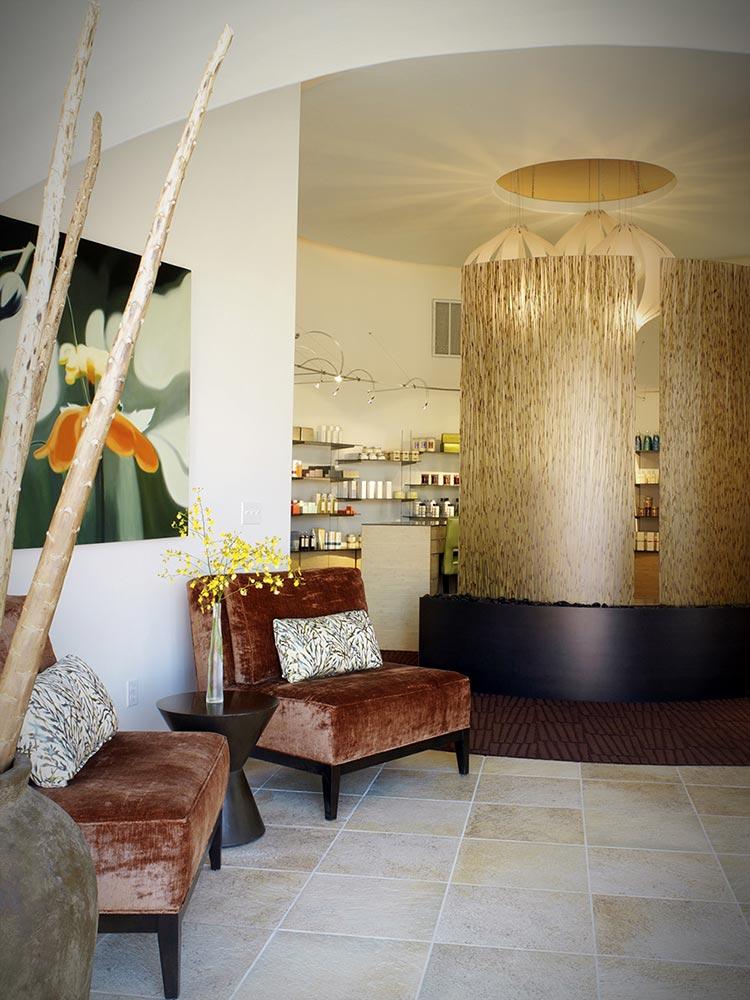 Sagestone Spa & Salon.