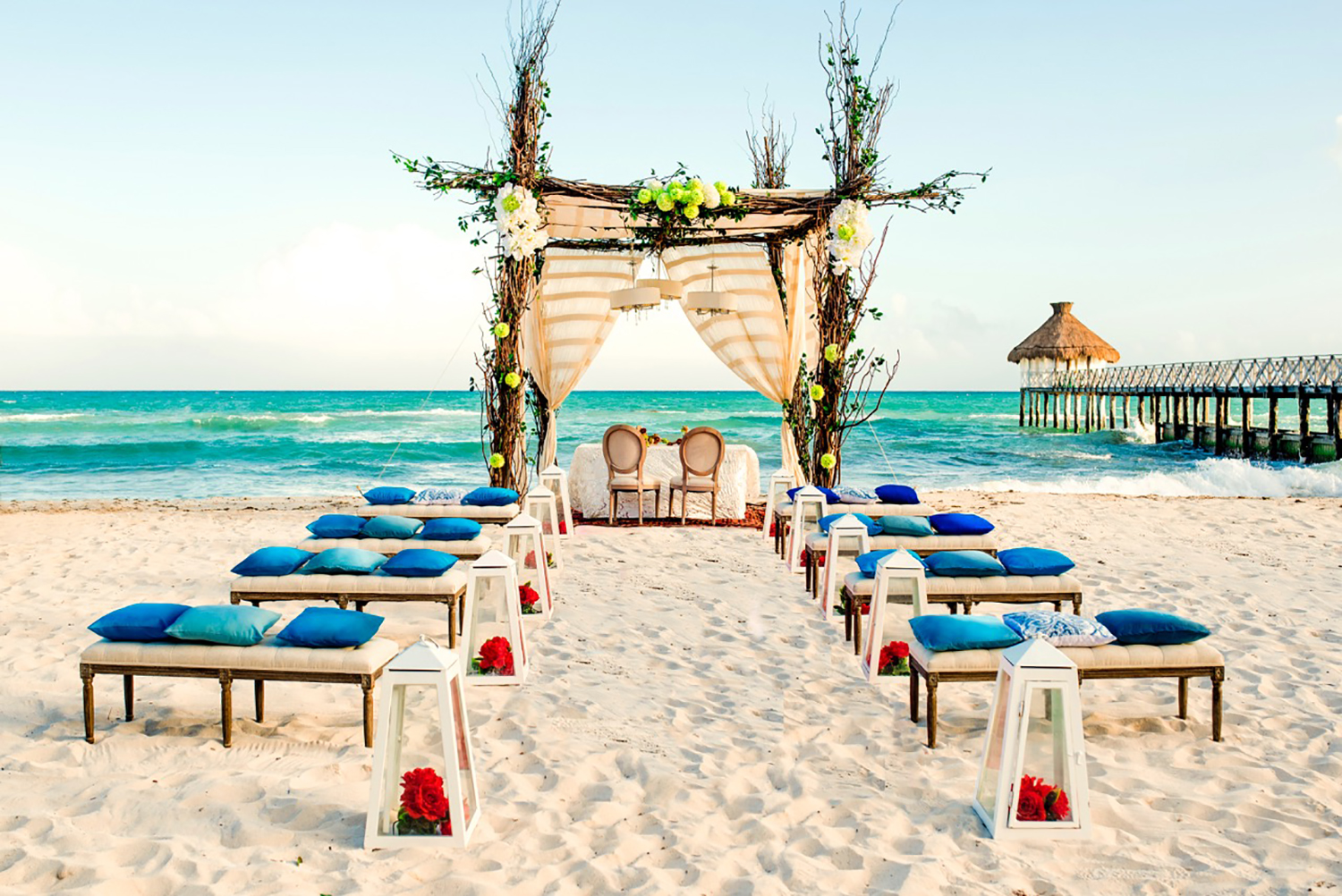 """Grupo Vidanta has announced its """"45 Years of Happiness: Dream Wedding Giveaway"""" global campaign."""