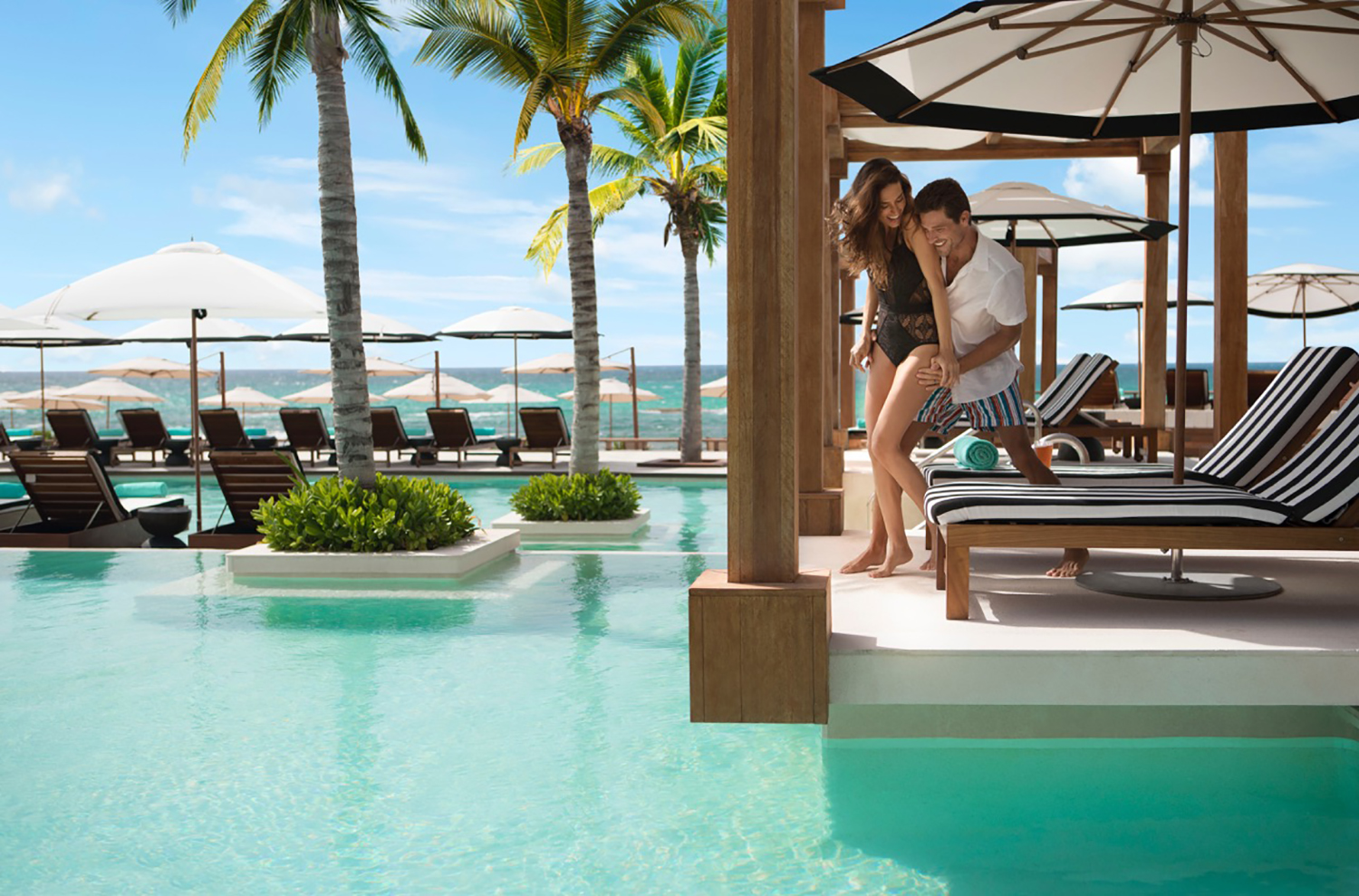 One lucky couple will win their dream wedding in paradise at any one of Vidanta's premier properties.