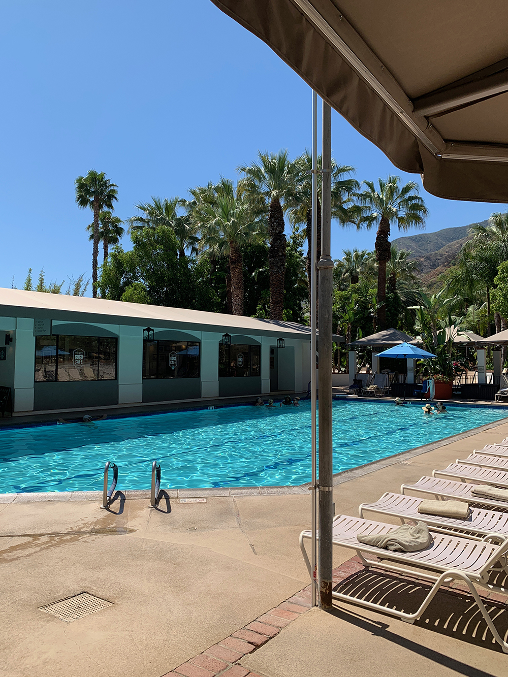 The Lap Pool offers an array of fitness and exercise classes.