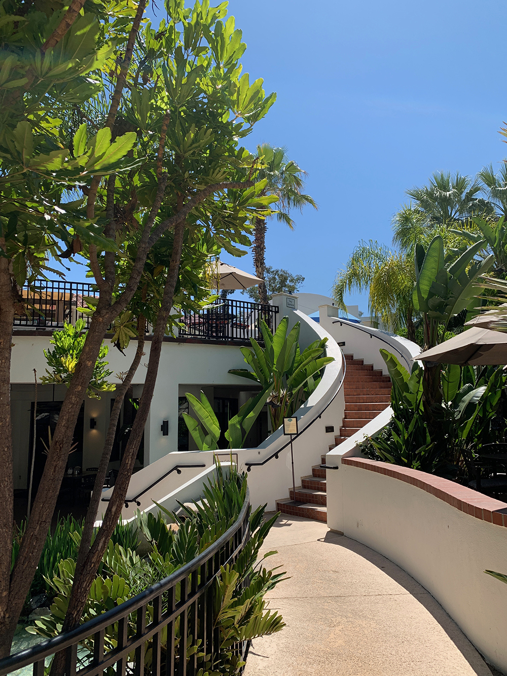 A day at Glen Ivy can include visits to all 19 pools, the saunas, fitness classes, and more.