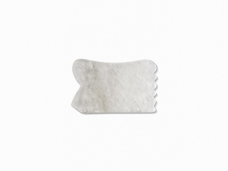 Shiffa's FaSha Clear Crystal Quartz Tool ($40) is designed to lift and tone skin.