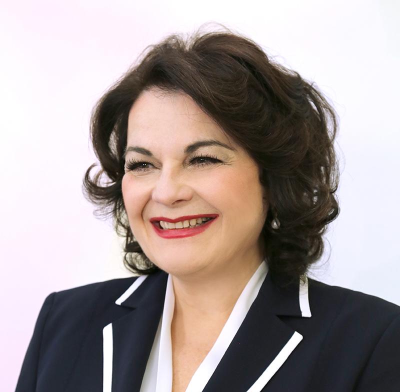 Lydia Sarfati.