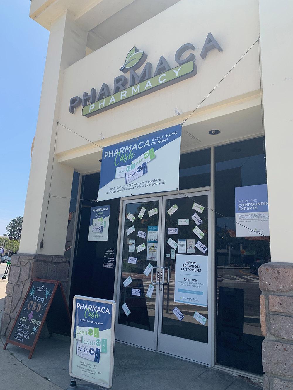 Jurlique Skin Studio is located inside Pharmaca in Pacific Palisades, California.