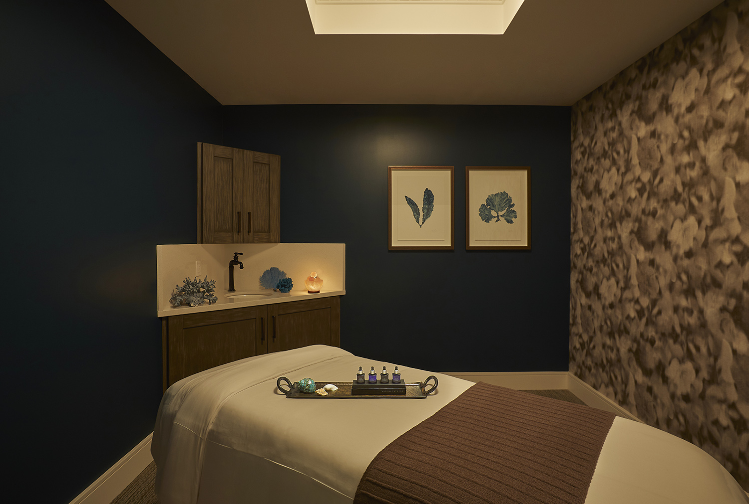 The spa also has ongoing Happy Hour Specials, which include massages, facials, nails, scrubs and champagne.