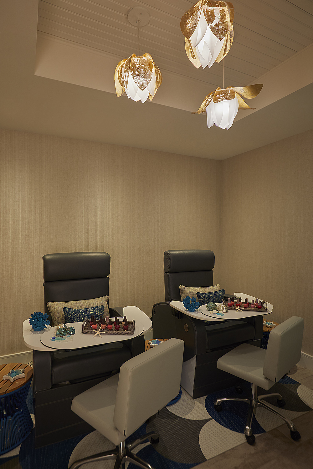 The Back to School and Teacher Appreciation specials include a Summer Citrus Manicure and Pedicure.