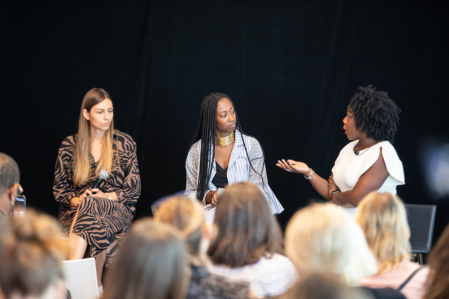 Executives from brands like Sephora, Glossier, Mary Kay, and Violet Grey joined LRW Group leadership in a powerful conversation that examined where the industry is today, where it is going, and more.