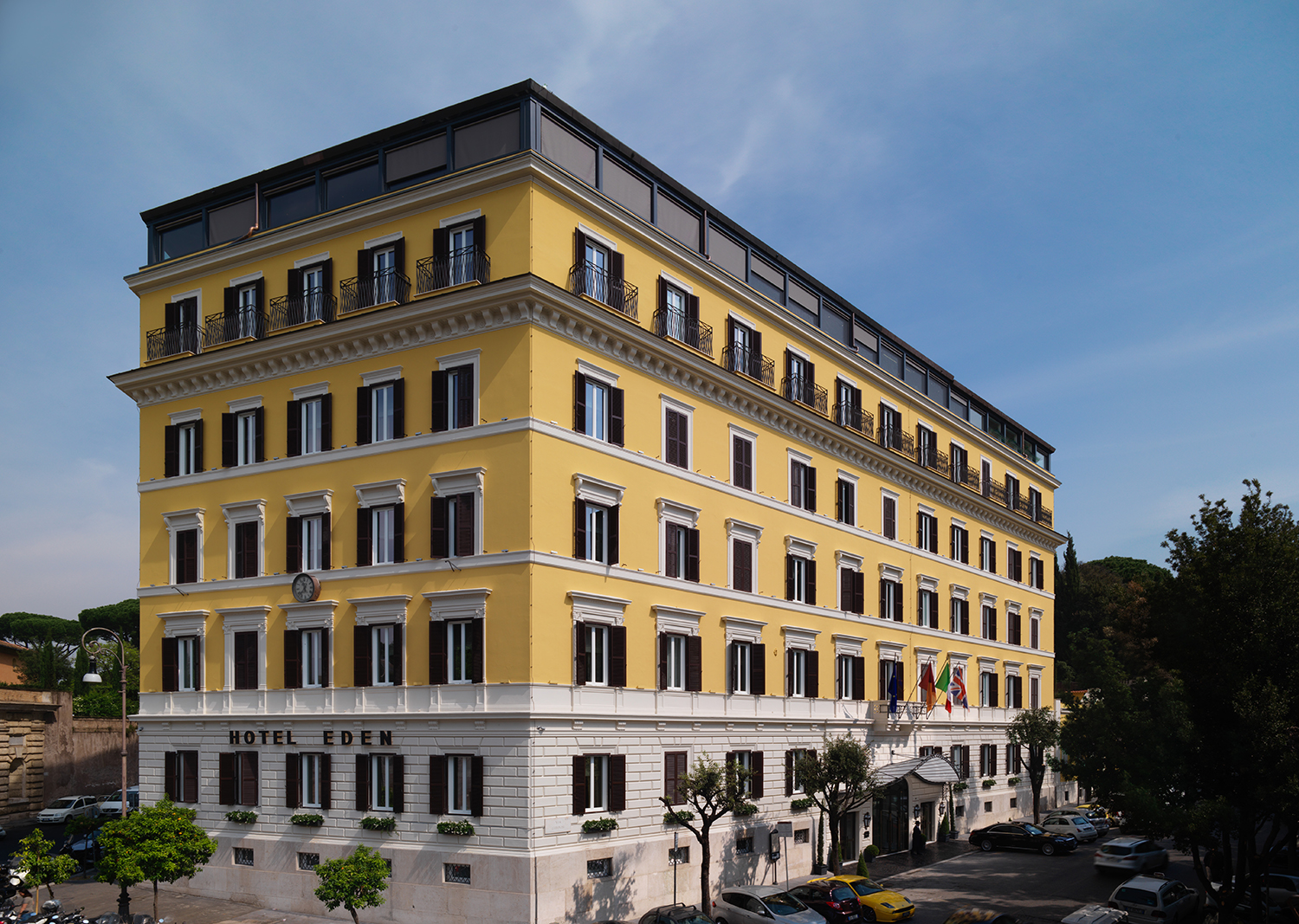 Hotel Eden Rome Launches New Guest Experiences To Celebrate