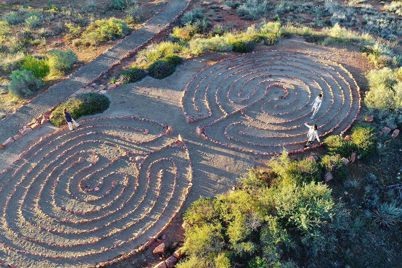 Sedona Mago Retreat Center Labyrinths resized.jpg
